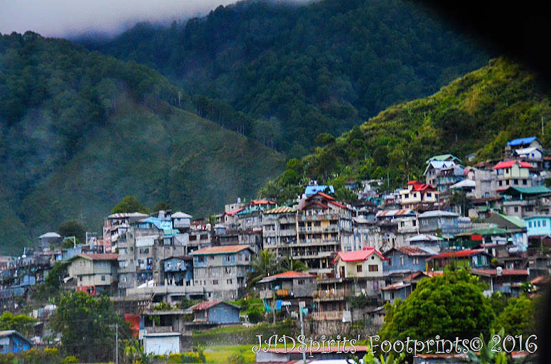 Bontoc is a municipality located in the valley