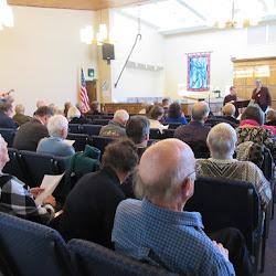 Annual Meeting - January 28, 2018