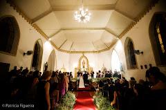 Foto 0460. Marcadores: 07/11/2008, Capela Santa Ignez, Igreja, Marta e Bruno, Rio de Janeiro