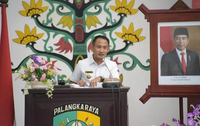 Walikota Fairid Berharap Empat Raperda Segera Dibahas Dewan