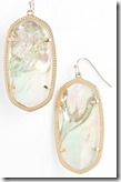 Kendra Scott statement earrings - many colours
