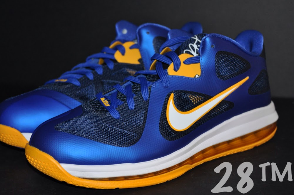 a9f0b007c5 ... 8220Entourage8221 Detailed Look at Recently Released LeBron 9 Low  8220Entourage8221 ...