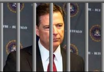 comey lock him up