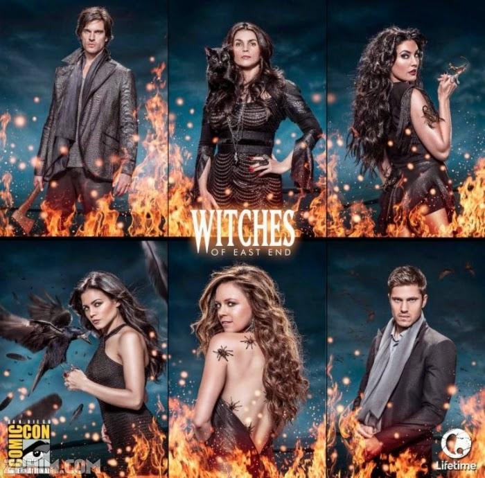 Ảnh trong phim Phù Thủy Miền Cực Tây 2 - Witches of East End Season 2 2