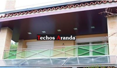 Imagen de Montaje Techos Aluminio Madrid