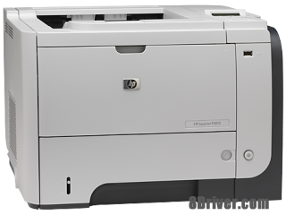 Download HP LaserJet Enterprise P3015dn Printer driver & install