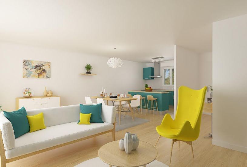 Vente Terrain + Maison - Terrain : 506m² - Maison : 75m² à Elbeuf (76500)