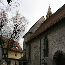 Schwäbisch Hall: Johanniterkirche
