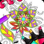 Mandala malen icon