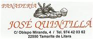 Panadería José Quintillá