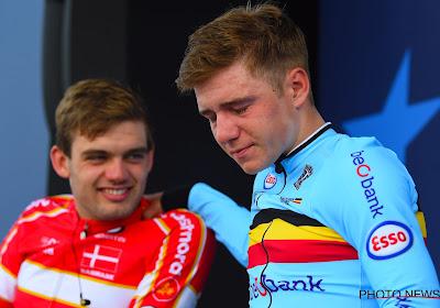 """Moeder van Stef Loos enorm aangedaan: """"Remco nog een grotere kampioen naast dan op de fiets"""""""