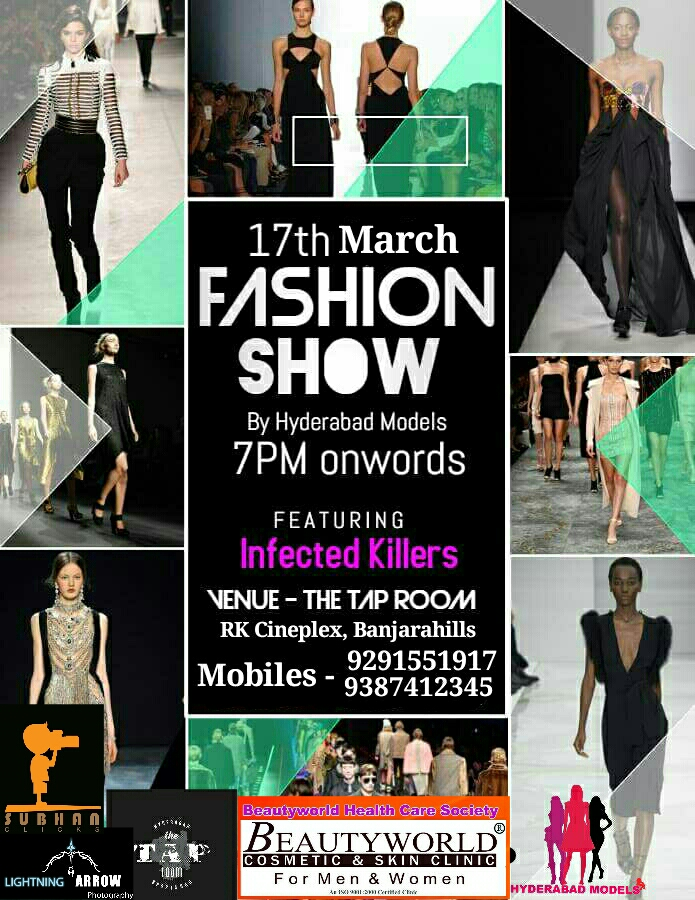 Hyderabad Models March 2018