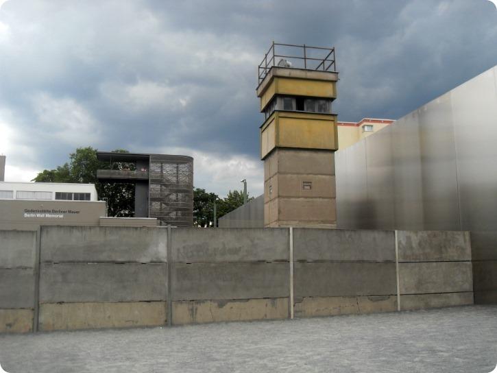 Gendekstätte Berliner mauer