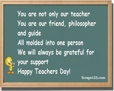 You Are The Best Teacher Quotes