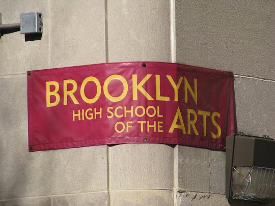 Brooklyn High School of the Arts  insideschoolsorg