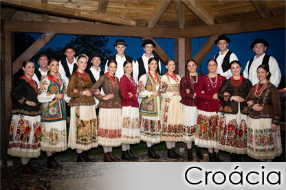 "CROÁCIA - Folk Dance Ensemble ""Preporod"""