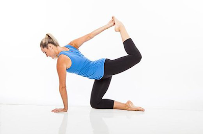 Balancing Quad Stretch
