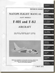 Vought F-8HJ Crusader Flight Manual_01