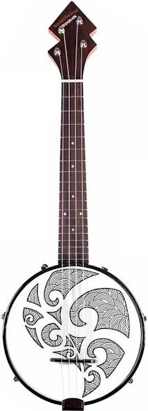 Sidekick Tenor Banjo Ukulele banjolele