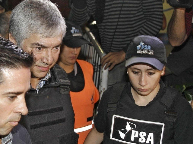 El juez Sebastián Casanello procesó con prisión preventiva a Lázaro Báez y a Daniel Perez Gadín