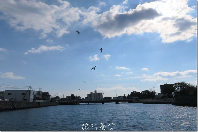 四國德島 葫蘆島周遊船 新町川水際公園 (37)