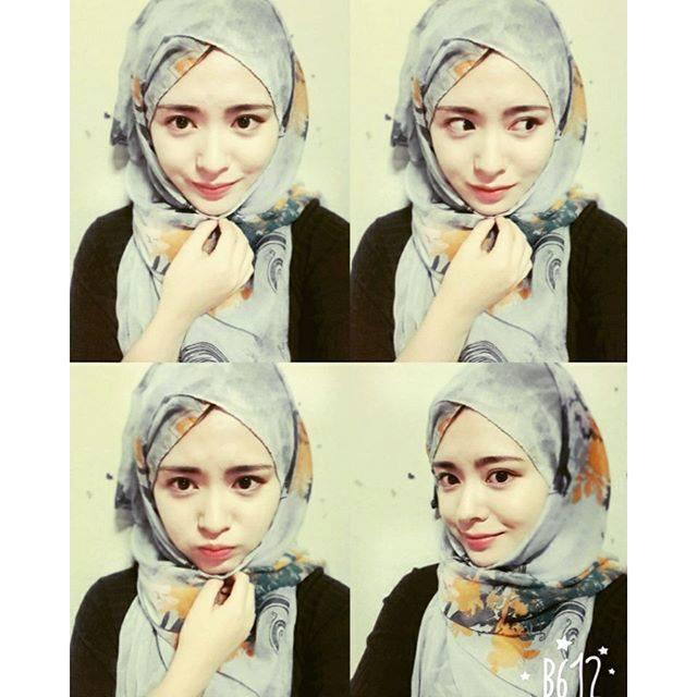 gadis korea cantik masuk islam.jpg