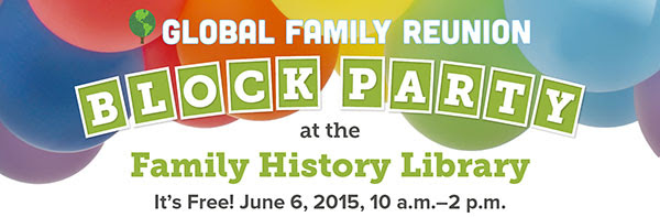 Global Family Reunion Block Party