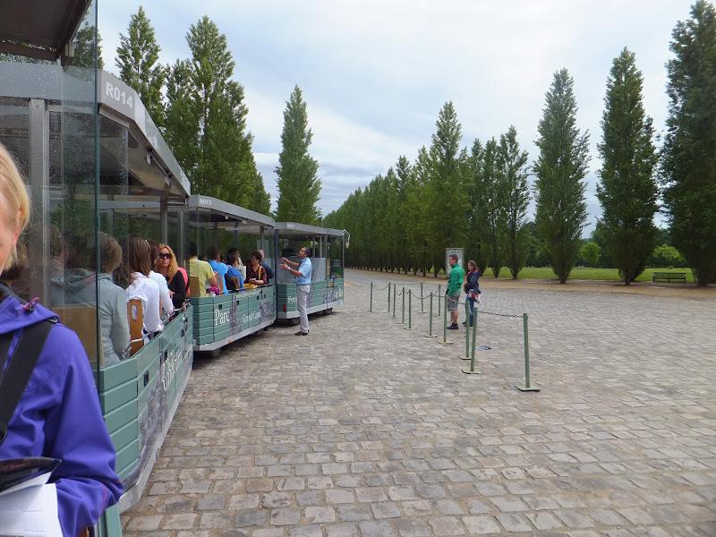 Petit Train, Château de Versailles, France, Marie Antoinette, Louis, Travel, Travelblogger, Voyages, Jardins, Petit Trianon, Grand Trianon