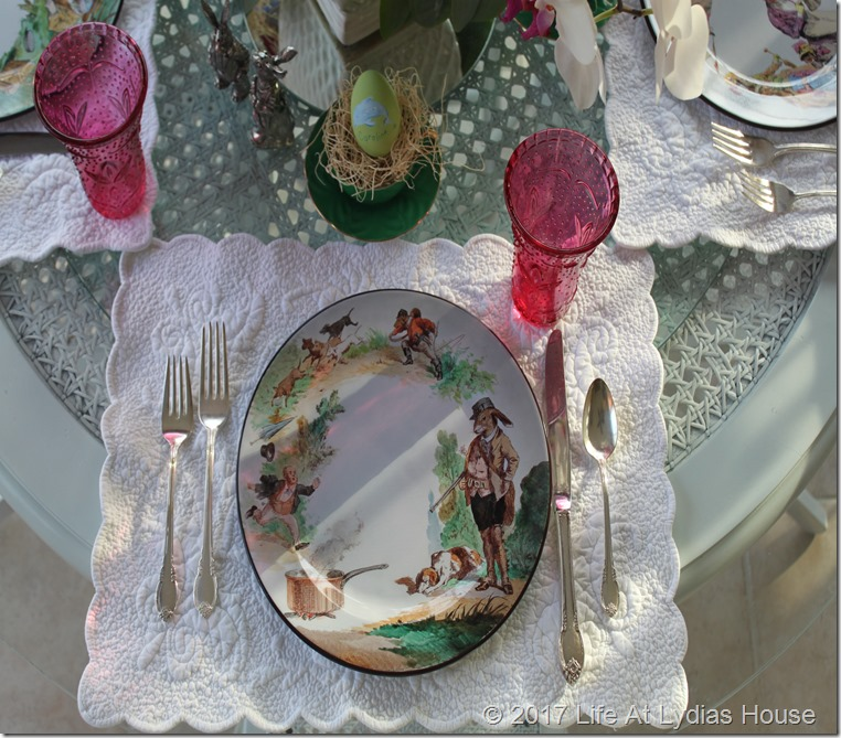 spring table plate 1