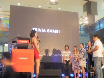 friends from media participated in the trivia games