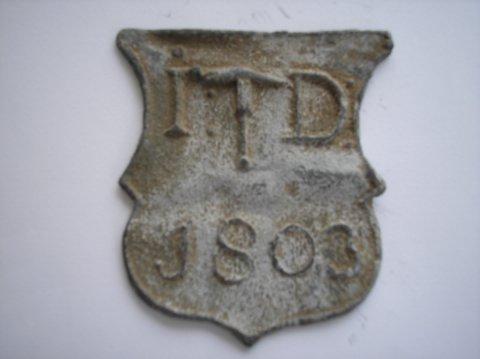 Naam: Jan DiemersPlaats: GroningenJaartal: 1803Boek: Steijn blz 9Vindplaats: NH kerk Uithuizen