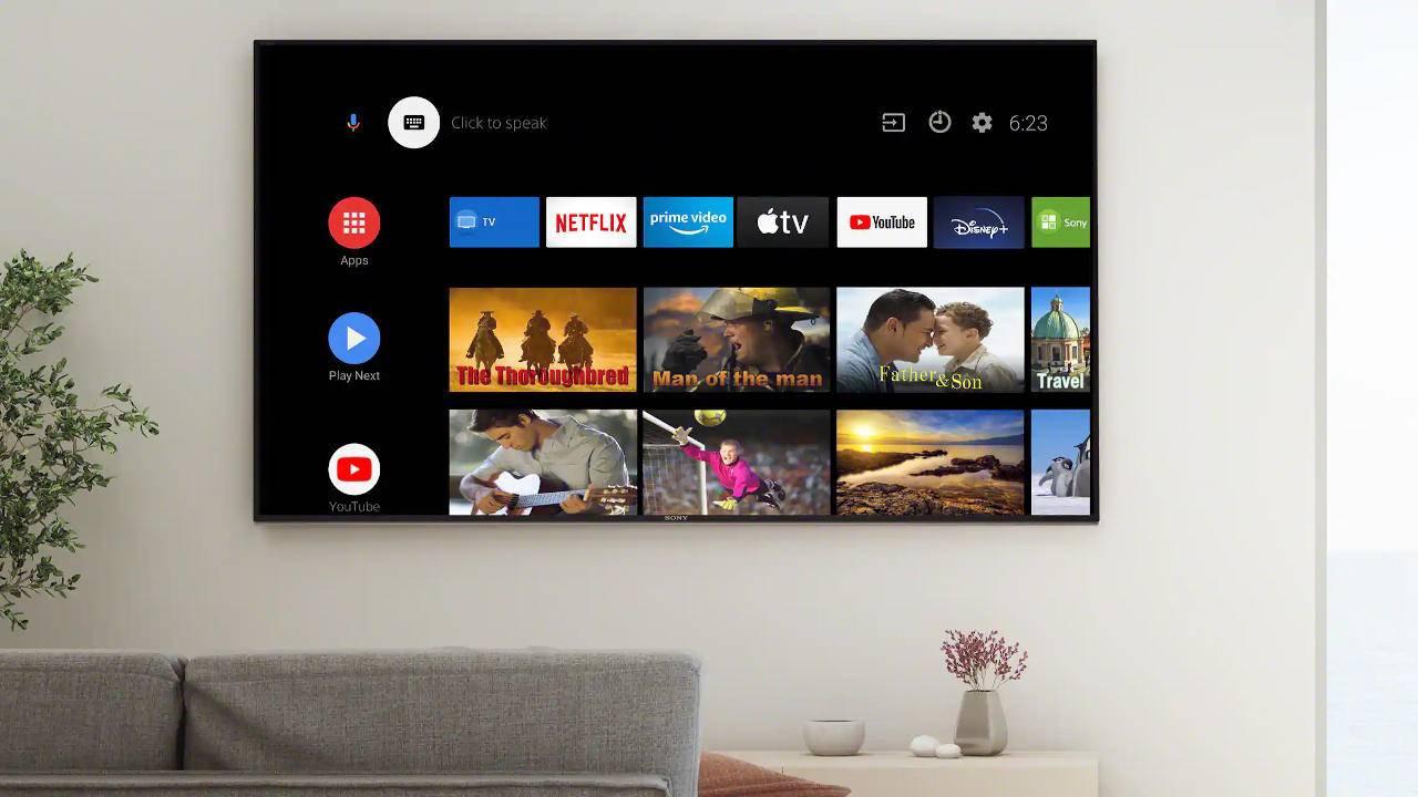 Apple TV พร้อมใช้งานบน Android TV แล้ว