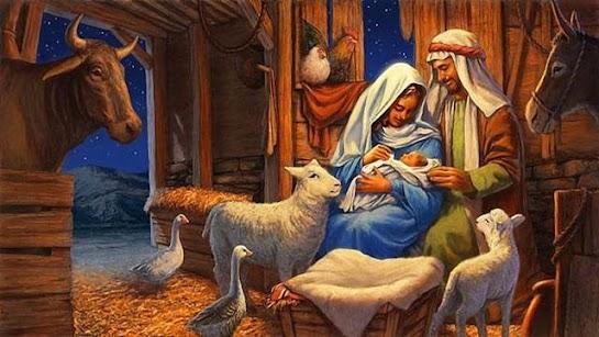 Thiên Chúa làm người vì chúng ta – Noel Quesson