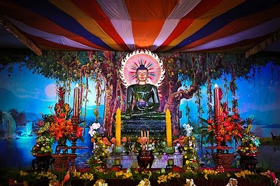 Jade Buddha World Tour Hits California Image