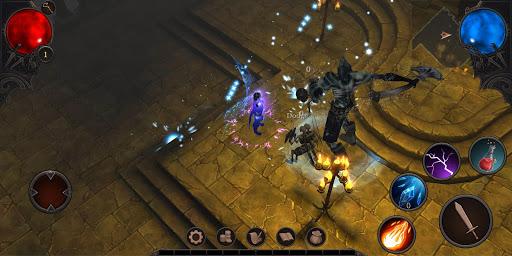 Vengeance mod apk 0.8.1 screenshots 4