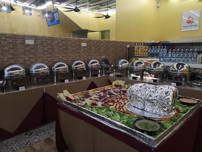 Teringat Makanan Di Naan Lounge, Shah Alam