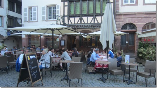 10. Supper on Sunday at Muensterstuewel (1)