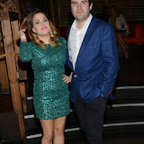 OIC - ENTSIMAGES.COM -  Lady Nadia Essex and Gogglebox's George Gilbey at the Channel 5  launch of Gambling Awareness Day London 6th March 2015 Photo Mobis Photos/OIC 0203 174 1069