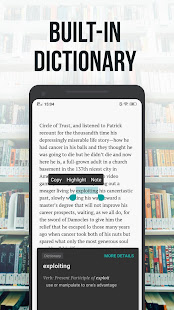 App AnyBooks—Free download Full Library Offline Reader APK for Windows Phone