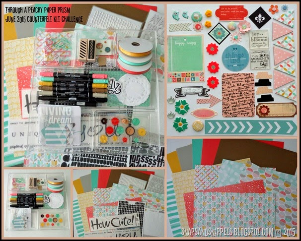 A Counterfeit Challenge Kit by Snapsandsnippets
