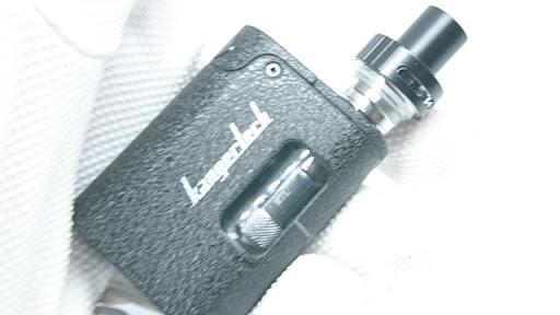 DSC 4395 thumb%255B3%255D - 【MOD】Kangertech「TOGO Mini」(カンガーテック・トーゴーミニ)スターターキットレビュー。オールインワンタイプBOXMOD。【ベプログ/VAPE/電子タバコ】