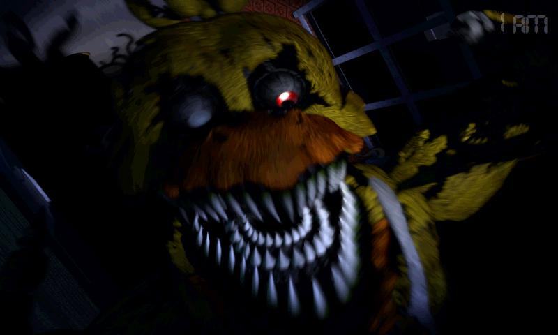 Five Nights at Freddy's 4- screenshot