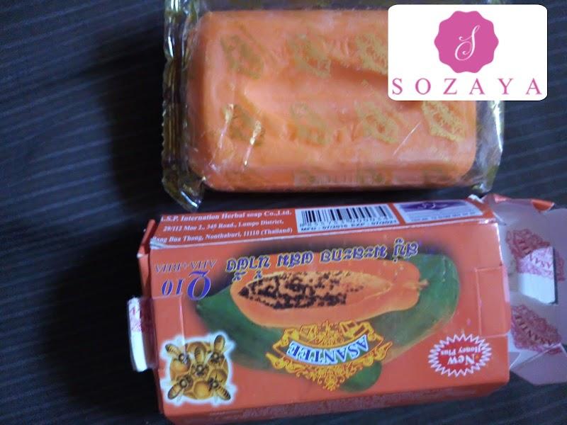 ASANTEE PAPAYA SOAP: YAY OR NAY