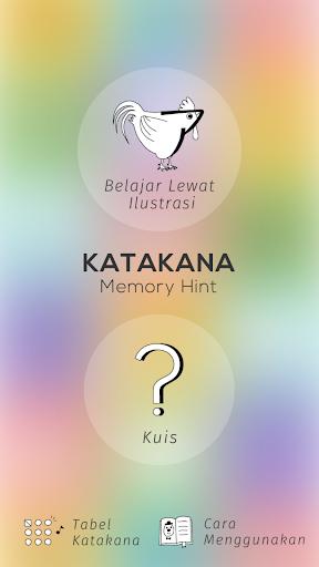 KatakanaMemoryHint Indonesian