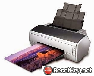 Reset Epson R2400 Waste Ink Counter overflow problem