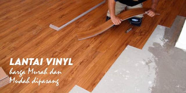 jenis lantai kayu vinyl