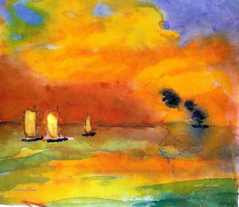 Emil Nolde: Expresionismo Alemán – Trianarts