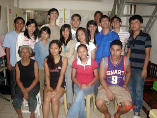 February 17: Kristel Daine Orteza's Residence (Sampaloc, Manila)