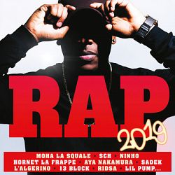 CD Rap 2019 - Vários Artistas (Torrent) download