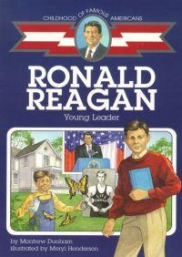 Ronald Reagan By Montrew Dunham